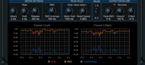 Blue cat digital peak meter original