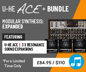 U he ace bundle   plugin boutique 300