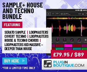 300x250 sample  house and techno bundle pluginboutique