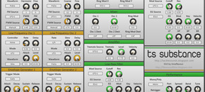 TS-808, Free Drum Machine plugin, Download TS-808 plugin