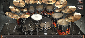 Drumkit from hell ezx