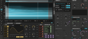 Izotope iris 2 ui  plugin boutique %281%29