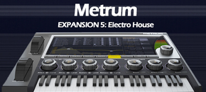 Expansion 5 metrum electro house banner