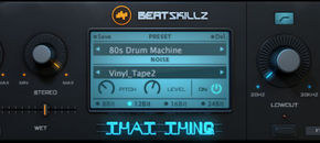 Beat Factory Drums, Free Drum Machine plugin, Download Beat