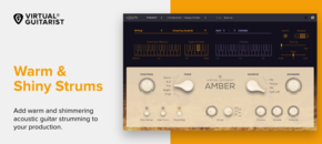 Plugin boutique ujam artwork vg amber