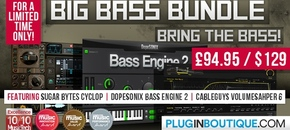 1200 x 600 pib big bass bundle pluginboutique