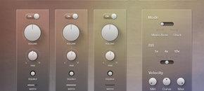 Harmonix1 gui pluginboutique