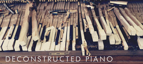 Deconstructed piano pluginboutique