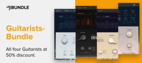Plugin boutique ujam artwork guitarists bundle