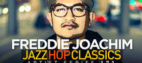 Freddie joachim   jazz hop classics hip hop drums and music loops plugin boutique