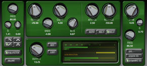 Compressorbank 303 pluginboutique