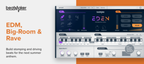 Plugin boutique ujam artwork bm eden