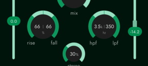Noize 2.0   interface 2x pluginboutique