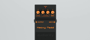 Heavypedal background hd pluginboutique