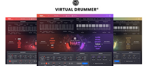 Virtualdrummer2 bundle pluginboutique