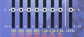 Efektor gq3607 graphic equalizer screenshot pluginboutique