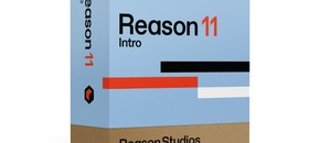 Reason 11 intro box pluginboutique